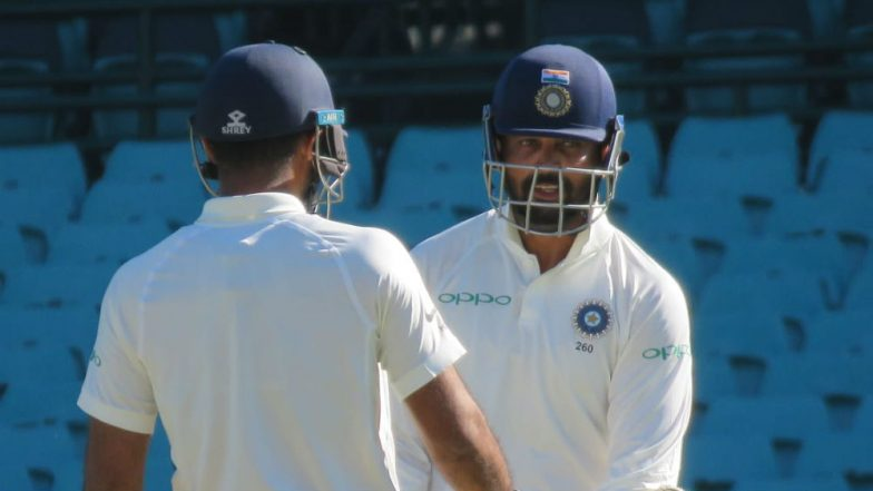 Murali Vijay Smashes 26 Runs in One Over During India vs Cricket Australia XI Practice Match, Watch Video Highlights