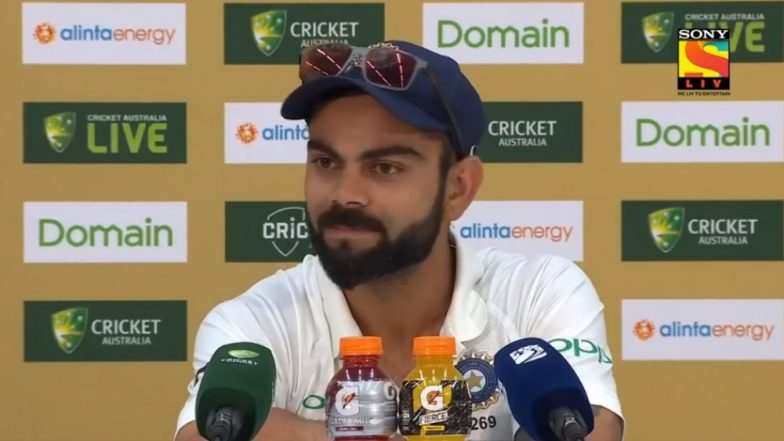 Virat Kohli Ignores Question On KL Rahul & Murali Vijay's