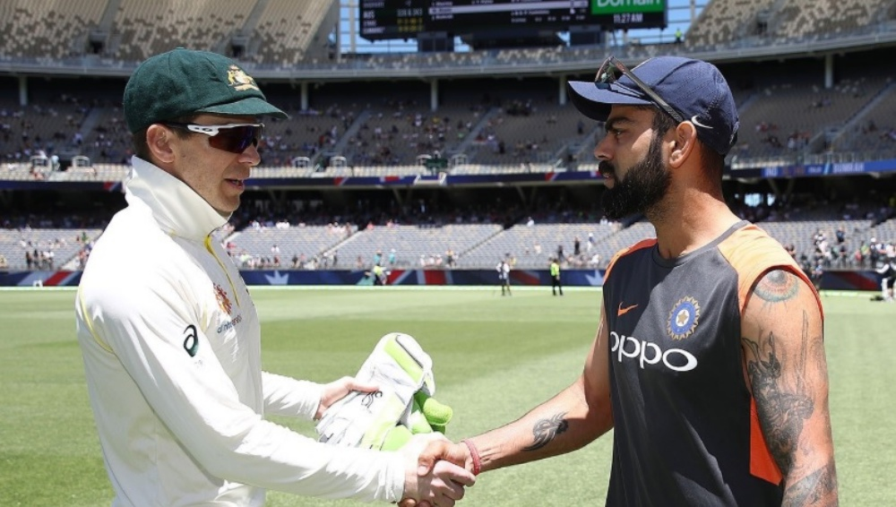Tim Paine Issues Warning to Virat Kohli and Co Ahead of India's Tour of Australia 2020-21, Says 'This Time We'll Be a Different Kettle of Fish'