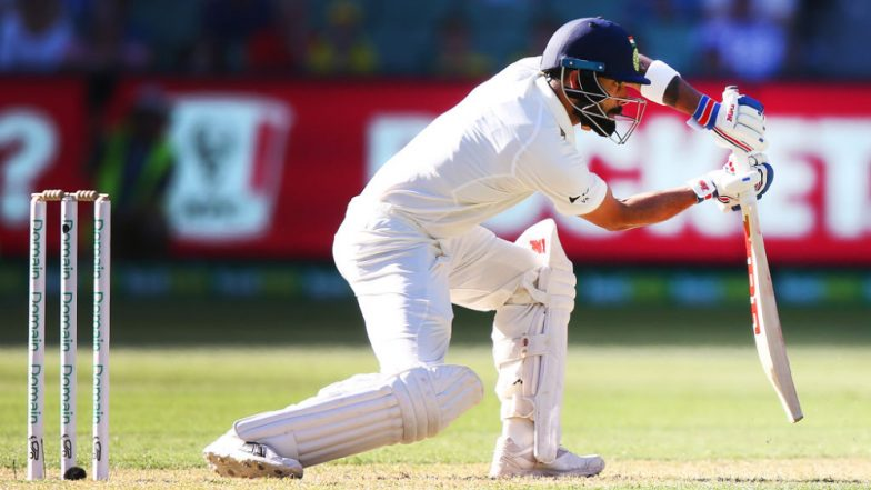 Virat Kohli Breaks VVS Laxman's Record, Moves Second on List of Most International Runs by an Indian Against Australia