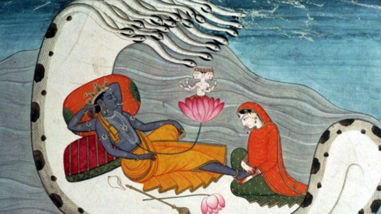 Vaikuntha Ekadashi 2018: Twitterati Shares Devotional Photo Messages