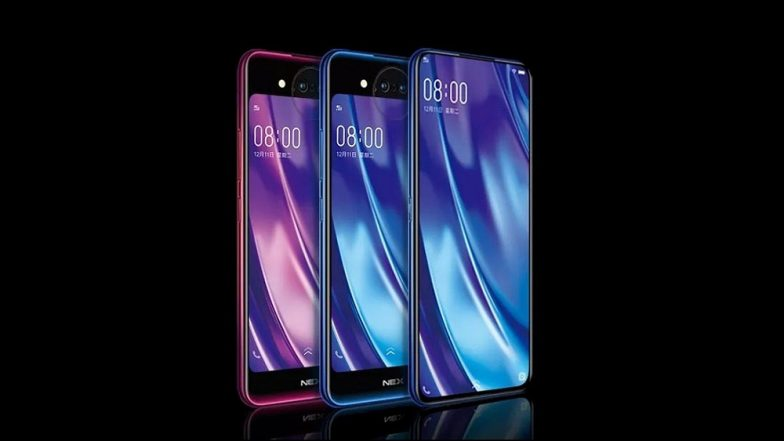 Vivo NEX Dual Screen Edition Goes Official Without Front Camera