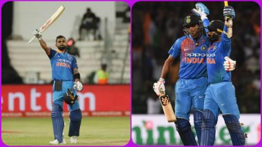 Virat Kohli's Magnificent Show in South Africa, Dinesh Karthik's Last-Ball Six and Other Highlights of Indian Cricket in 2018