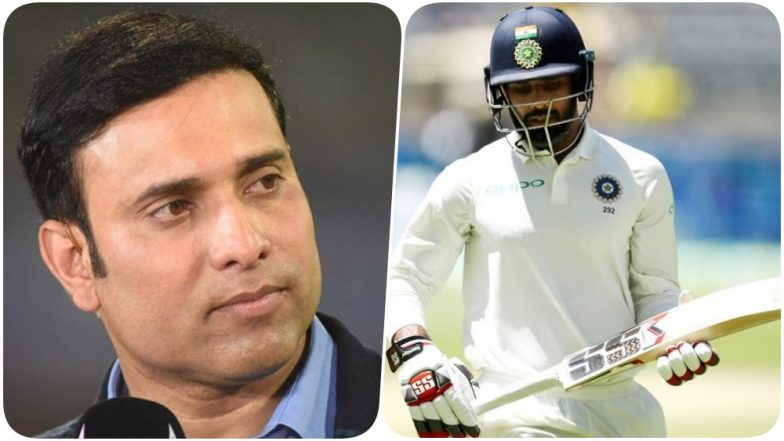 VVS Laxman Slams Indian Team Management for Sending Hanuma Vihari to Open the Innings During IND vs AUS, Boxing Day Test