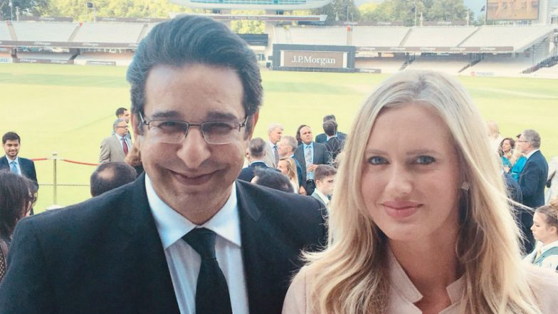 This 'Sweet' Tweet From Wasim Akram to Wife Shaniera Is Something You Must Check