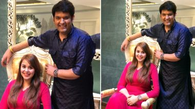 Kapil Sharma - Ginni Chatrath Wedding: Here's How the Couple's Love Blossomed!