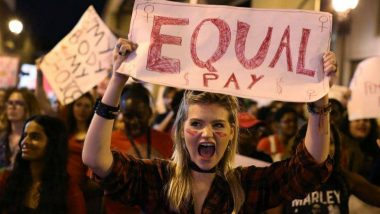 Equal Pay Day 2021: #EqualPayDay2021 Trends on Twitter With Strong Quotes and Messages Highlighting The Gender Wage Gap