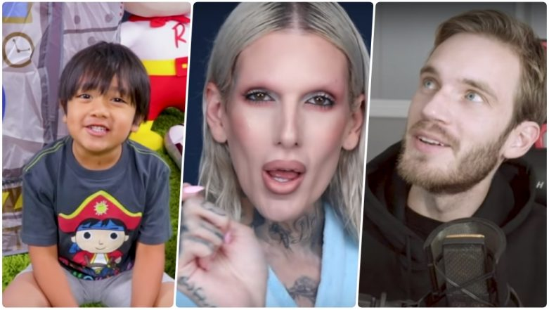 Highest-Paid YouTubers for 2018: 7-Year-Old Ryan Tops the Forbes List Among Others