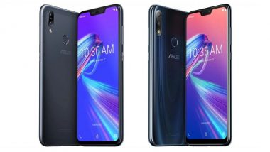 Asus Zenfone Max Pro M2, Zenfone Max M2 Launch LIVE News Updates; Prices in India, Features & Specifications