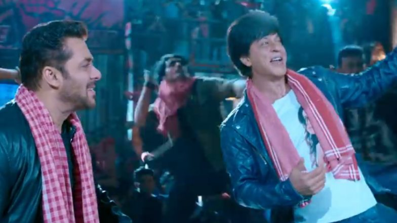 Shah Rukh Khan-Salman Khan's Zero Song Issaqbaazi Is Male Version of Dola Re Dola, Say Impressed Fans