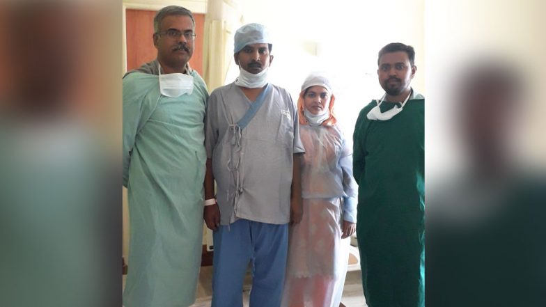 Kidney Transplant Helps Man Suffering From Genetic Disease a New Lease of Life in The New Year!