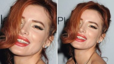 Hollywood Actress Bella Thorne Says, Coming Out as Bisexual Made Me Lose Auditions