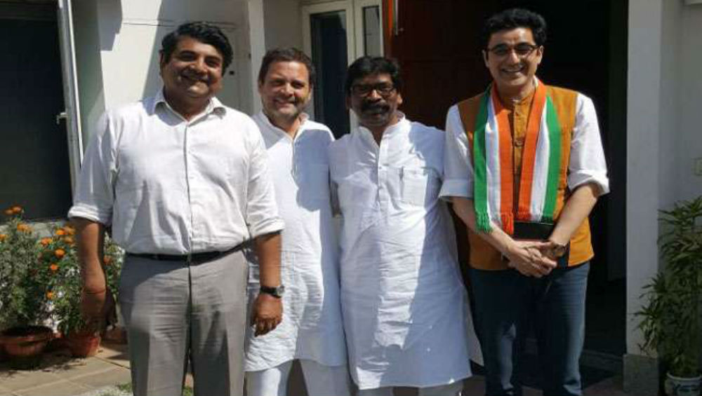 Jharkhand Assembly Elections: Congress May Settle For 25-30 Seats in Alliance With JMM