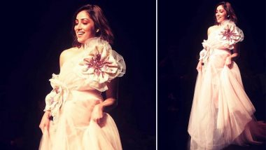 Lakme Fashion Week 2019: Yami Gautam Trips While Walking the Ramp For Gauri & Nainika - Watch Video
