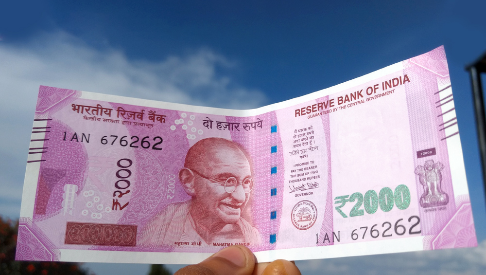 Rs 2000 Notes Will Not Be Withdrawn by Narendra Modi Government, Assures Minister of State for Finance Anurag Thakur