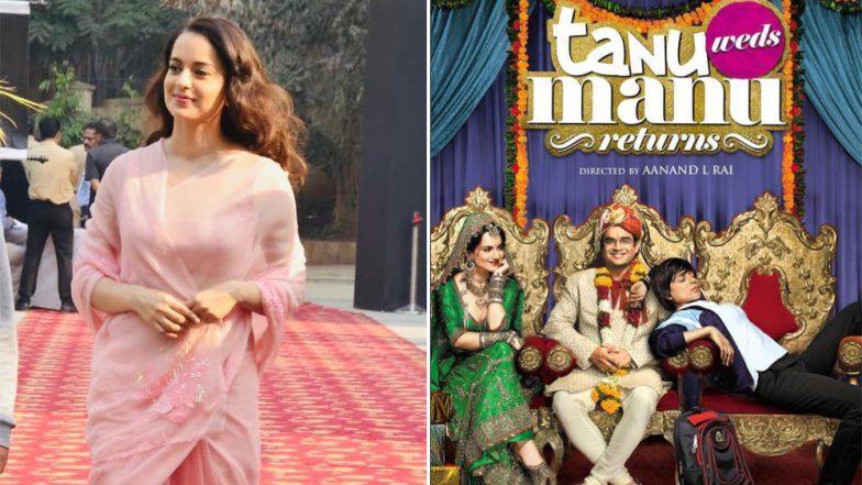 Kangana Ranaut Officially Announces Tanu Weds Manu 3 - Read Deets