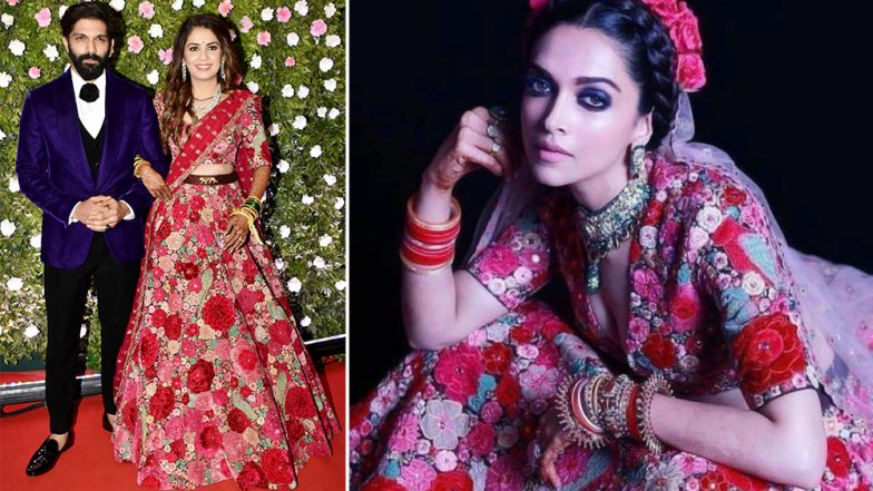 Raj Thackeray's Daughter-In-Law Mitali Borude Gets Attention With Her 'Deepika Padukone' Inspired Look!