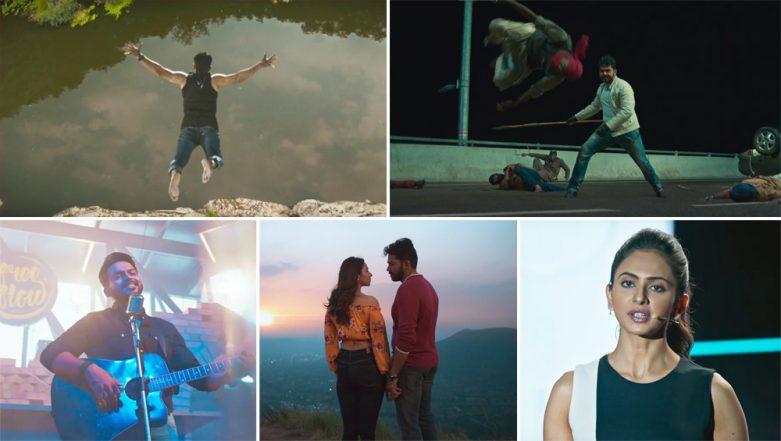 Dev Trailer: Karthi and Rakul Preet's Romantic Drama Promises to Be A Charming Valentine's Treat - Watch Video