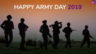 Army Day 2019: President Ram Nath Kovind, Narendra Modi Extend Wishes on 71st Raising Day of Indian Army; Watch Live Streaming of Parade