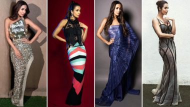 Fashion Friday! Malaika Arora's Impeccable Style File Deserves a Round of Applause (View Pics)