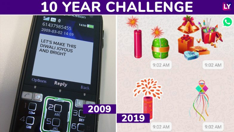 #10YearChallenge is Trending on Social Media: Funny Memes and Jokes Show How World Has Changed in a Decade
