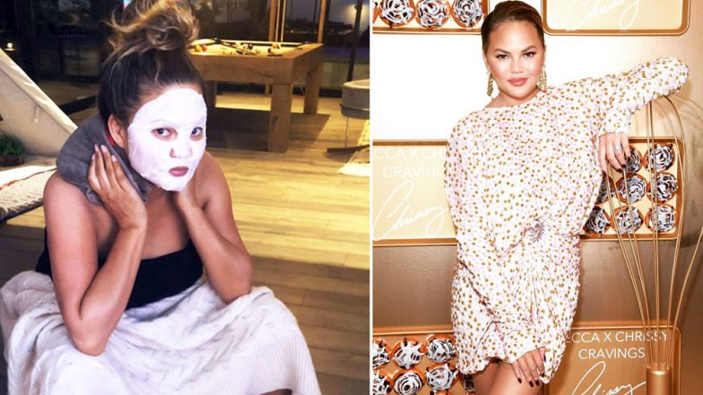 'I Like To Steam My Vag!' Chrissy Teigen's Comment on Vaginal Steaming on National Television Leaves Tweeple Furious!