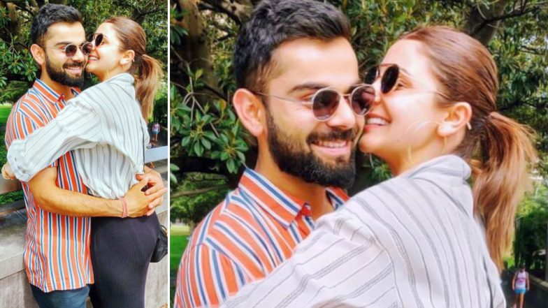 Anushka Sharma is One 'Happy Girl' and The Credit Goes To Virat Kohli! - See Pic
