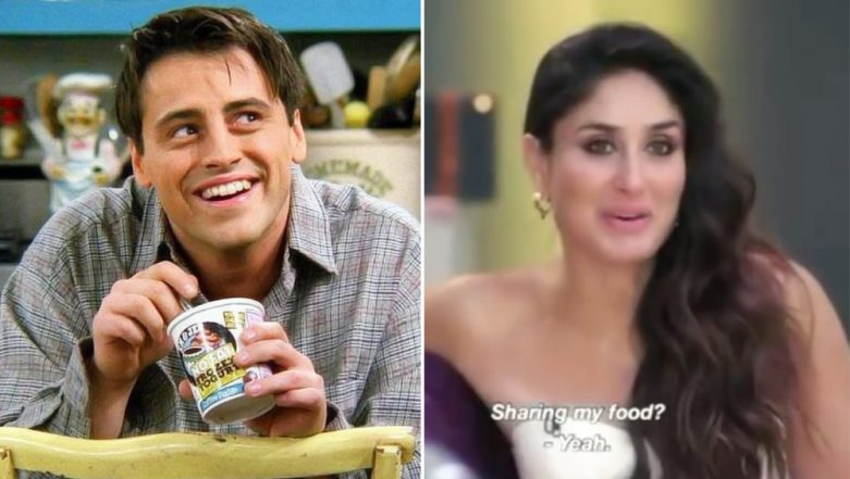 Kareena Kapoor Has Something in Common With Joey Tribbiani and We Can Relate to It On So Many Levels!