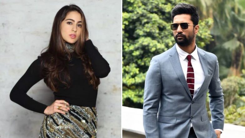 Hotties Sara Ali Khan and  Vicky Kaushal Join Hands For This Special Endevour: What This Deal Is All About? Deets Inside!