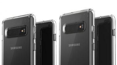 New Samsung Galaxy S10 Leak Gives Best Glimpse of Design & Pinhole Camera: View Pics