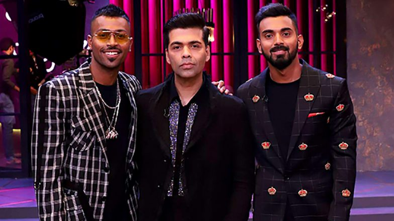 This is What Karan Johar Has To Say About Hardik Pandya and K L Rahul Episode on Koffee With Karan Season 6