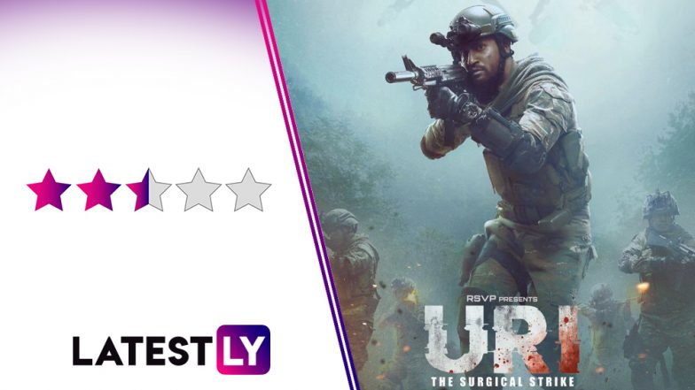 Uri Movie Review: Vicky Kaushal's Josh-ila Performance is One Big Reason To Watch This Fallacious War Drama