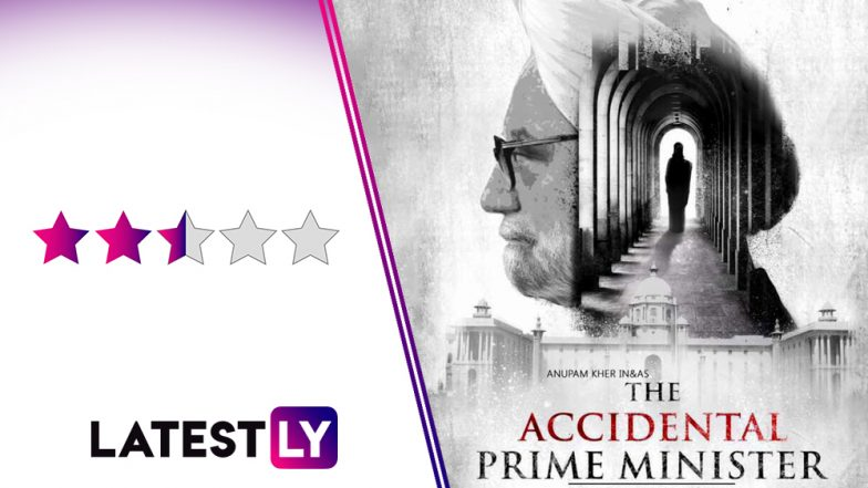The Accidental Prime Minister Movie Review: Akshaye Khanna and Anupam Kher Make This Part-Satire, Part-Propaganda Watchable!
