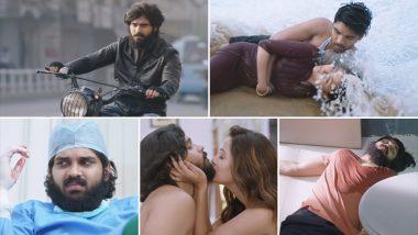 Varmaa Trailer: Dhruv Vikram Shows Big Promise in This Tamil Remake of Arjun Reddy - Watch Video