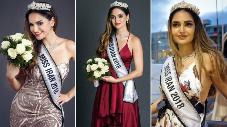 Miss Universe 2019: Iran To Make a Debut at The Pageant With Recently-Crowned Beauty Queen Shirin Heidari