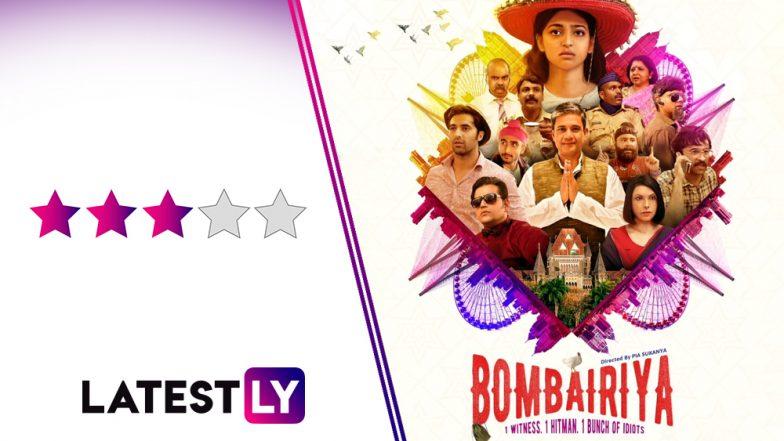 Bombairiya Movie Review: Radhika Apte, Akshay Oberoi and Siddhanth Kapoor's Black Comedy Is a Chaotic, Fun Ride