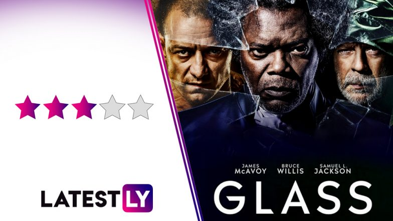 Movie Poster 2019: Glass Movie Review: James McAvoy Is Easily The Best Thing