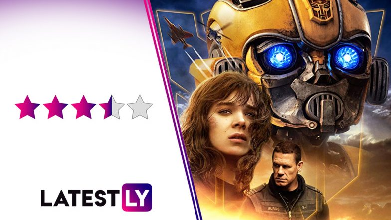 Bumblebee Movie Review: Hailee Steinfeld and John Cena's 'Transformers' Film Brings Cheers Back Into The Franchise!