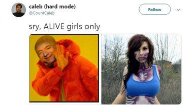 Jeff Bezos' Awkward Sexts to News Anchor Lauren Sanchez Has Gone Viral, Funny 'Alive Girl' Memes Raid the Internet