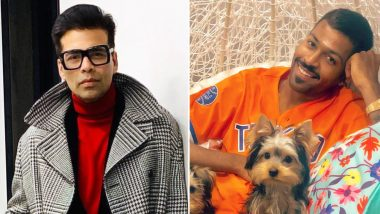 Karan Johar Apologizes for Hardik Pandya Episode, Says He Has Had Sleepless Nights - Watch Video