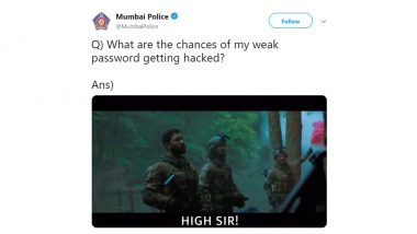 Mumbai Police Tweets Vicky Kaushal 'How's the Josh?' Dialogue, Get the Perfect URI–The Surgical Strike Style Reply