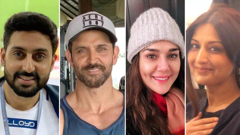 Hrithik Roshan Birthday Special: Abhishek Bachchan, Sonali Bendre and Preity Zinta Wish the Greek God of Bollywood