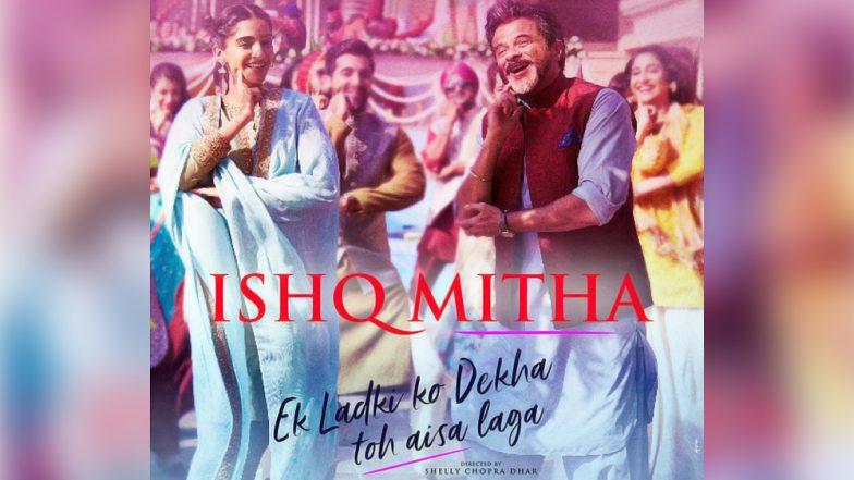 Ek Ladki Ko Dekha Toh Aisa Laga: Sonam and Anil Kapoor Team Up For a Funjabi Number