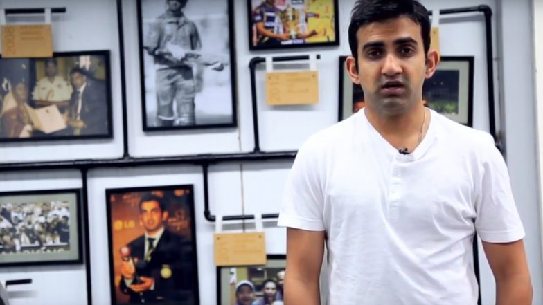 Fighting On Ice Trailer: Gautam Gambhir Reveals The Tug Of War Between Passion and Struggle In This VIDEO!
