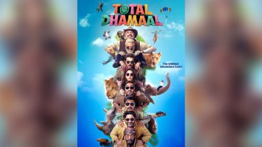 Total Dhamaal Box Office Collection: Ajay Devgn's Multi-Starrer Witnesses a Decent Opening with 25% Occupancy