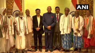 Republic Day 2019: Indian National Army Veterans Thank Government for Recognising Their Contribution to Freedom Struggle