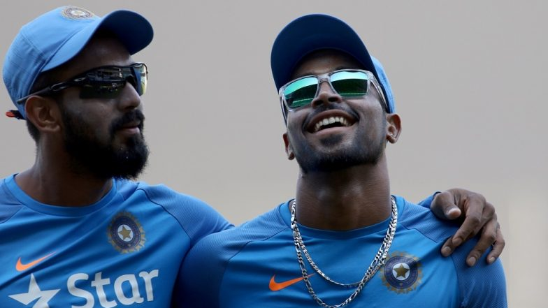 BCCI Wants Hardik Pandya-KL Rahul Chapter to End With ICC World Cup 2019 in Mind