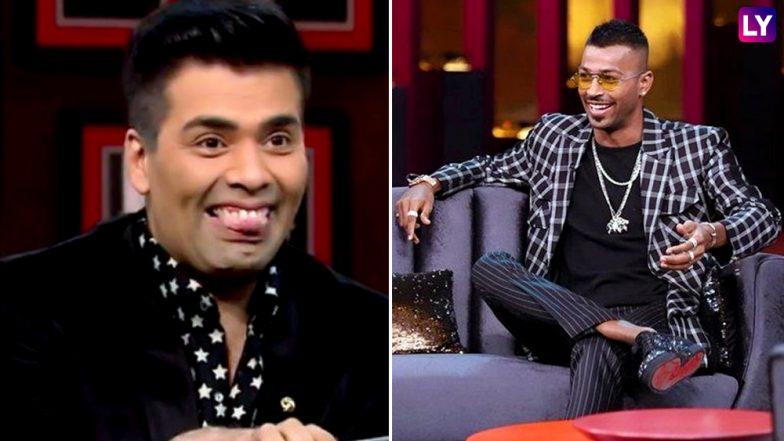 Should Karan Johar Be Booed For Hardik Pandya Fiasco On 'Koffee With Karan'?