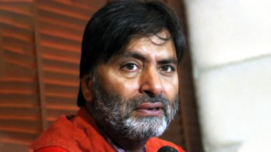 Separatist Leader Yasin Malik Brought to Delhi After NIA Court Issued Production Warrant, Shifted to Tihar Jail