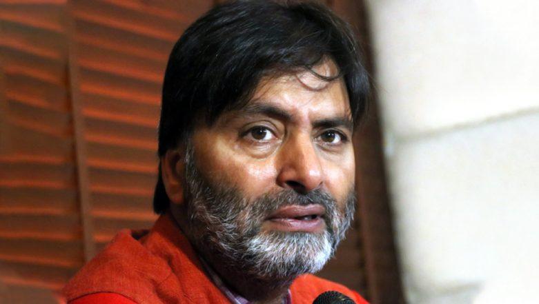 Yasin Malik, Separatist Leader, Arrested In Midnight Raid in Jammu & Kashmir